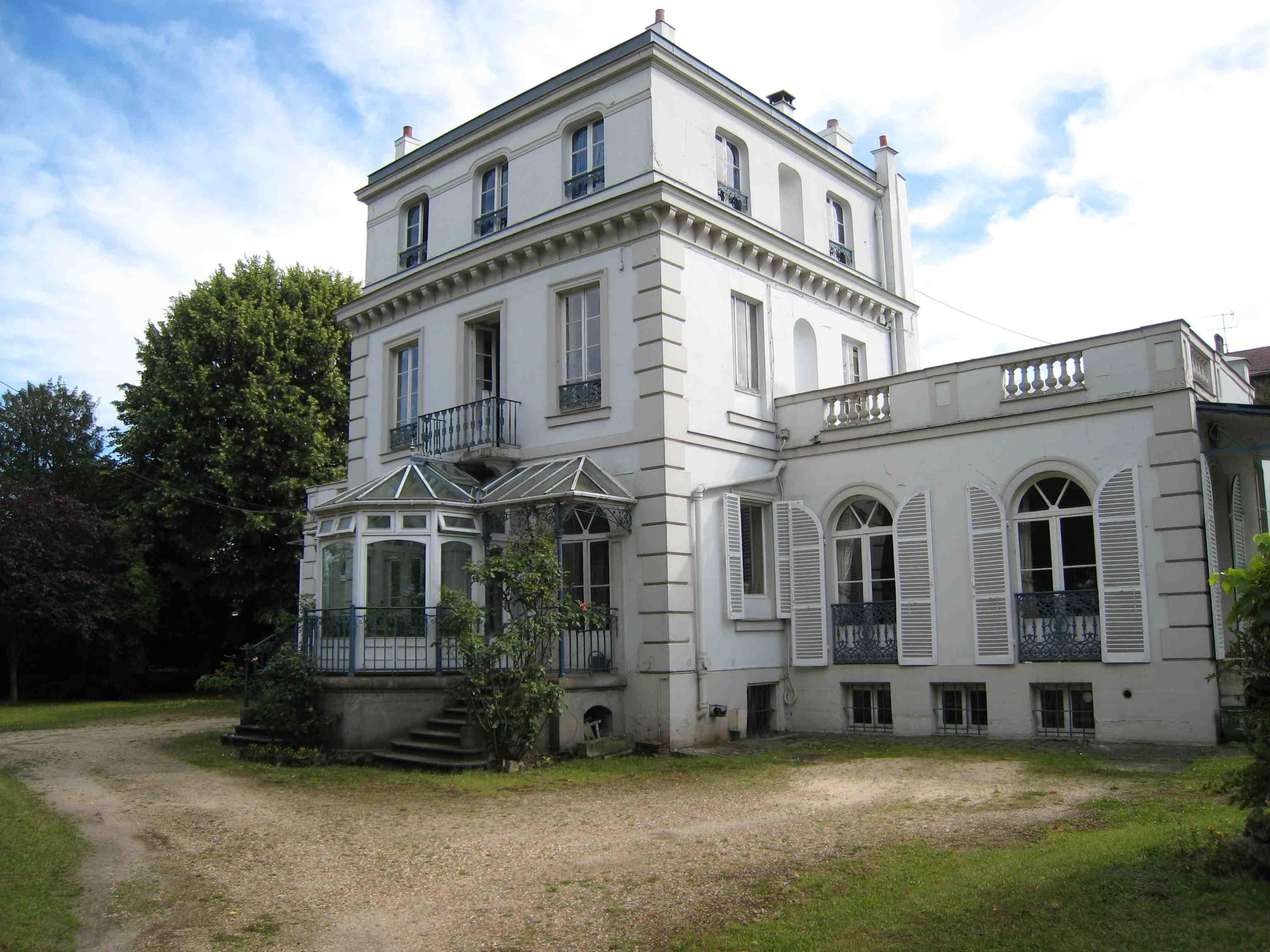 Maison a vendre maisons laffitte yvelines - La plancha maison laffitte ...